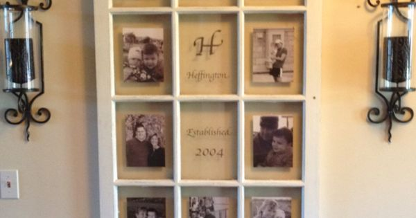 old window ideas | ... crafts with old windows | Craft Ideas