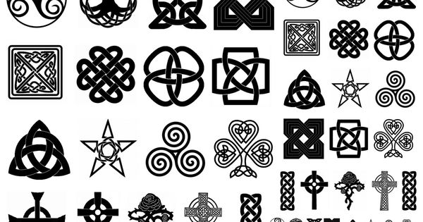 celtic symbols for a tattoo
