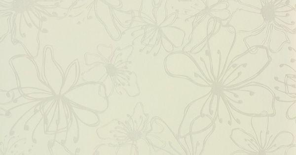 vliestapete naf naf a s cr ation tapete 95227 1 952271 blumen wei home wallpapers. Black Bedroom Furniture Sets. Home Design Ideas