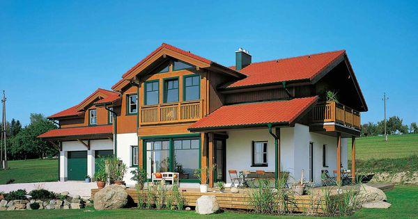 Vario haus architects villa grundlsee s111 for Fertighaus klassisch