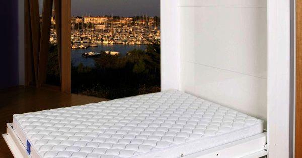Toutes les solutions de literie gain de place lit escamotable canap lit a - Lit gain de place studio ...