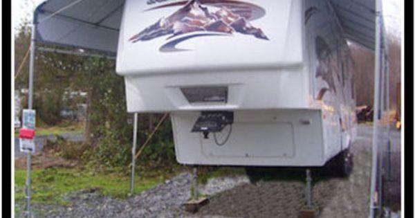 Make your own diy 12x28 portable carport shelter garage for Boat garage kits