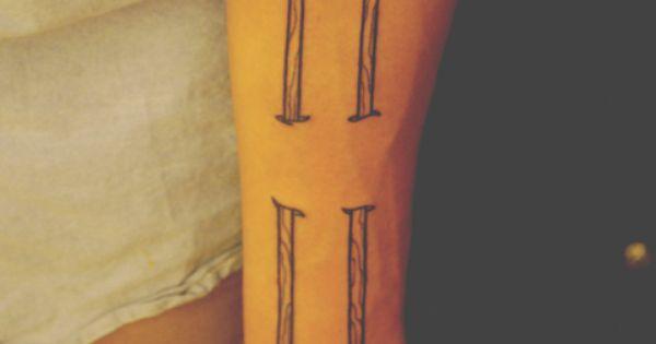 #arrow arm tattoo http://alecwiens.com/