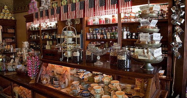 Old Fashioned Candy Store California By Tomgardner Via Flickr Old Fashioned Candy Candy Store Display Candy Store