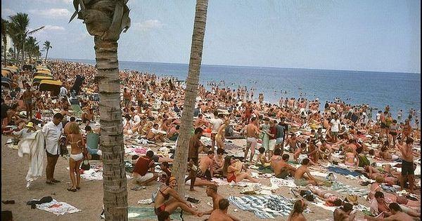 Fort Lauderdale Strip Spring Break Florida Lauderdale