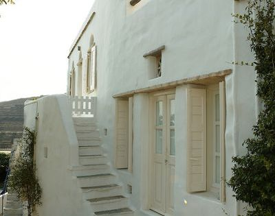 Greek island architecture by the style files, via Flickr
