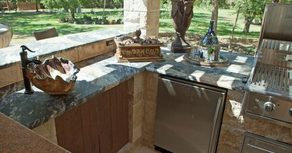 Outdoor Kitchen Ideas On A Budget Pictures Tips Ideas Landscaping
