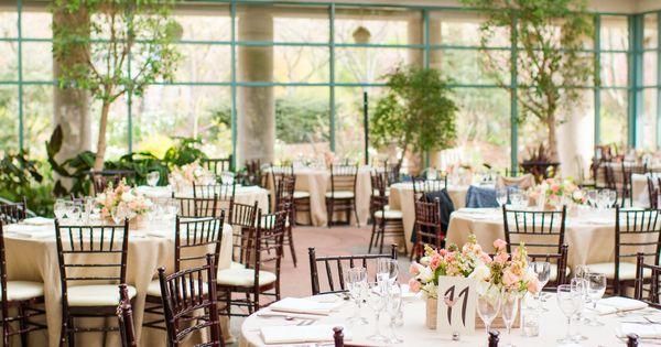 The Atrium At Meadowlark Botanical Gardens Vienna Northern Virginia Wedding Venues Wedding