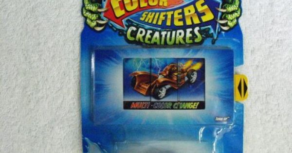 Hot Wheels Color Shifter Creatures Tomb Up Colors Vary By