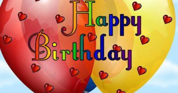 Pin By Hanna Kropkowska On Happy Birthday: Pin By Shonda CSF On Mother's/birthday!!!!