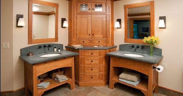 Craftsman Style Kitchen Cabinets Kitchen Design