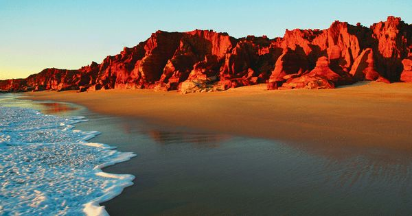 Cape Leveque sunset, Australia