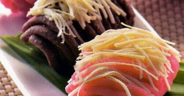 Resep Cake Berhantu Ncc: Resep Makanan, Resep Getuk Lindri Ncc,resep Getuk Lindri