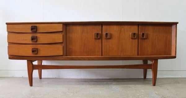 vintage 1960s  Meubles Vintages (style modern, art deco et ...