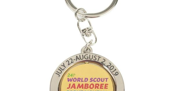 This Key Chain Serves As The Perfect Gift Or Collectible For