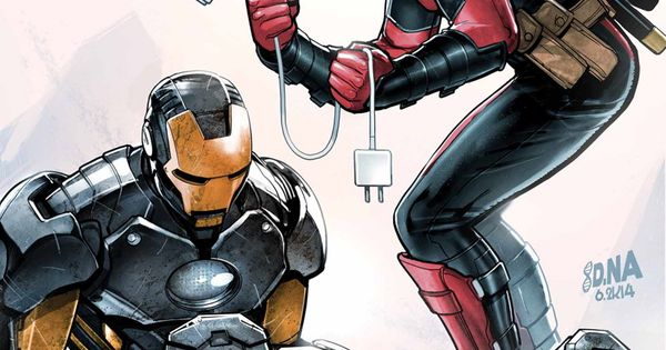 FEATURE: 10 Of The Best Comic Book Covers From MARVEL's October 2014
