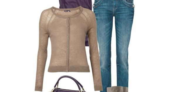polyvore outfits with khaki pants | fashion look from November 2012 featuring