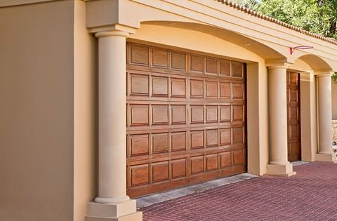 7 Precautions To Be Taken In Building A New Garage Garage Door Springs Best Garage Doors Garage Door Installation