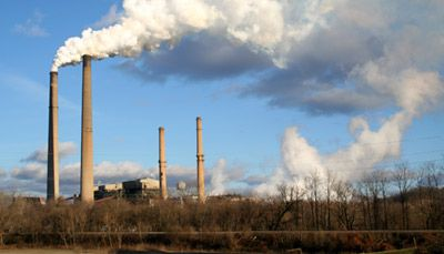 What Is Clean Coal Technology Carbon Sequestration Pollution Power Plant