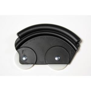 Phifer Black Screen Mouse Spline Roller 3028594 In 2020 Black Screen Home Depot Fiberglass Screen