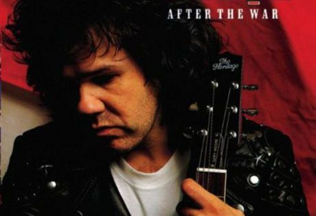 Universal Music Gary Moore After The War Rock Album Covers Album Album Covers