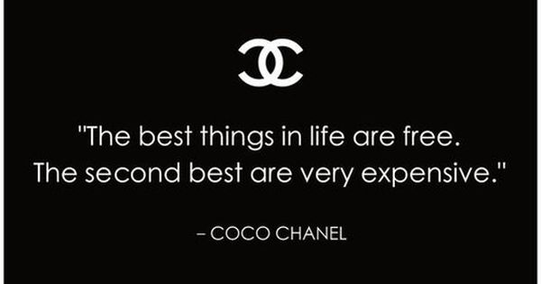 chanelquotes - Google Search
