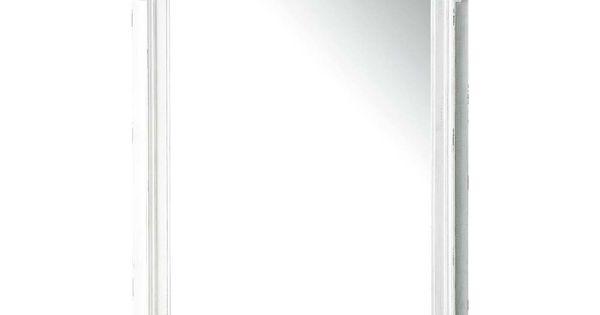specchio trumeau bianco in legno h 160 cm jos phine. Black Bedroom Furniture Sets. Home Design Ideas