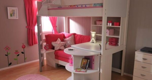 Loft Beds For Girls Cheap Creating The Perfect Loft Beds