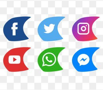 أيقونات أيقونات موقع التواصل الاجتماعي الفيسبوك تويتر Png وملف Psd للتحميل مجانا Arabic Quotes