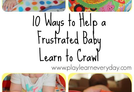 10 Ways to Help a Determined Baby Learn to Walk - Play and ...