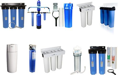 Best Whole House Water Filtration System 2019 Water Filter Water Treatment System Water Filters System
