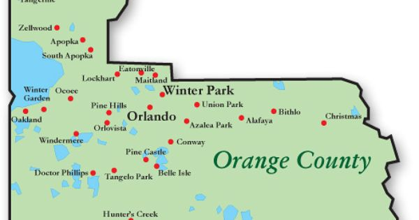 Counties Surrounding Orange County Florida Orlando Garage Doors