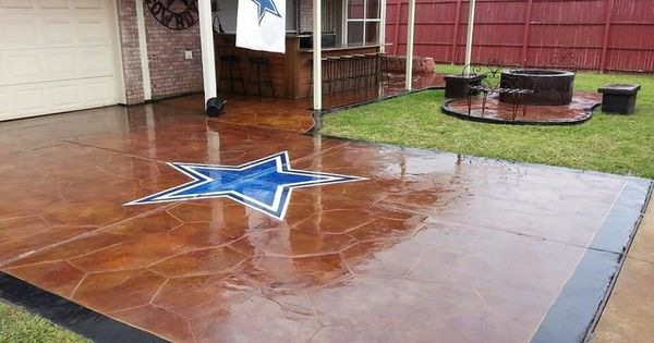 Dallas Cowboys Dream Driveway Dallas Cowboys Pinterest