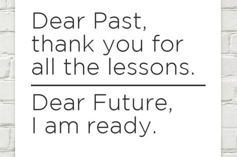 I wish i could say i am ready for the future... lately