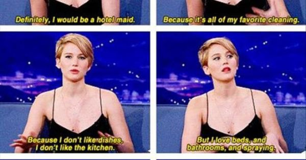 If Jen wasn't an actress // funny pictures - funny photos -