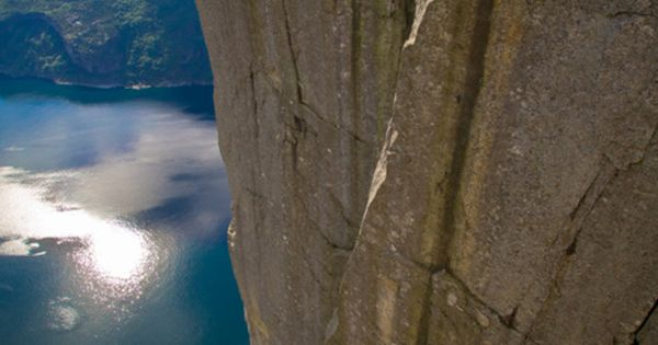 On The Edge, Pulpit Rock, Norway| Travel Mania