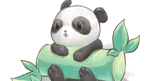 Panda Panda Drawings And Animal Drawings