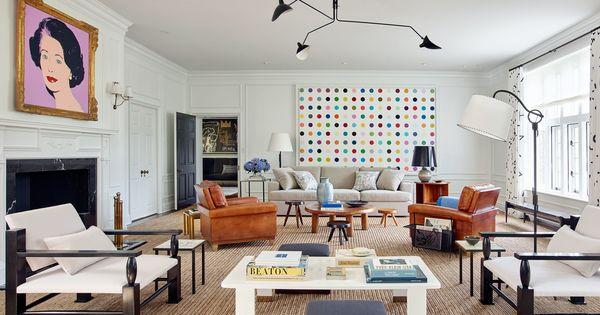 Mark Cunningham Rejuvenates Hana Soukupova And Drew Aaron S Connecticut Home Home Decor Styles Interior Design Living Room Furniture Trends