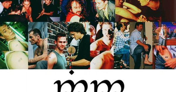 Viggo Mortensen Lord Of The Rings Tattoo Os atores (e o diretor...