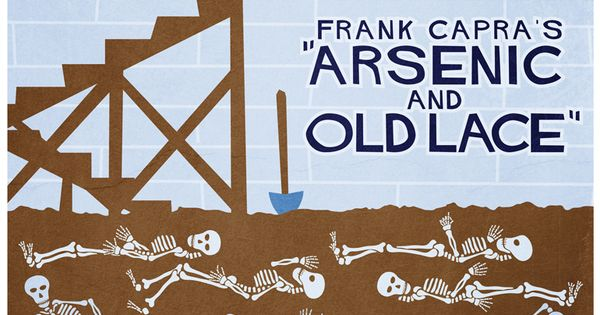 an analysis of the movie arsenic and old lace directed by frank capra Arsenic and old lace on mubicom find trailers arsenic and old lace directed by frank capra nicole86's rating of the film arsenic and old lace.