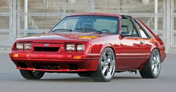 1985 Mustang Gt Business As Usual 12 Second 85 Gt Brett Halbert S 85 Gt May Be The Best Advertisement A Shop Sports Cars Mustang Mustang Gt Fox Mustang