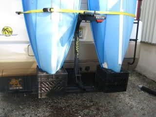 Image Kayak Rack Kayak Storage Kayaking
