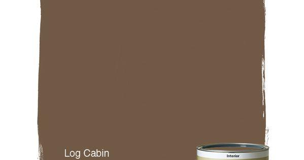 Dunn Edwards Paints Color Log Cabin Dea162 Click For A