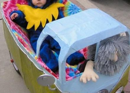VW bus - cool kids costume