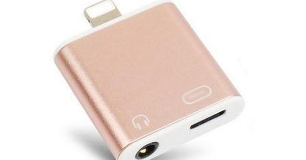 Bvanki 10pcs Lot 2 In 1 For Lightning To 3 5mm Audio Jack Headphone Charger Splitter Adapter Accessoires Iphone Accessoire Iphone 7 Accessoires De Telephone
