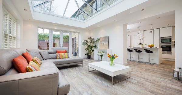 Orangery extension to old home for the home pinterest for Orangery extension kitchen