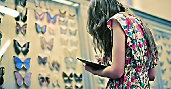 صور رمزيات بنات كيوت للبلاك بيري 2015 خلفيات بنات دلوعات بلاك بيري 2015 Miss Moss Butterfly Floral