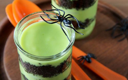 Spooky Halloween Dessert By Mccormick Spices Recipe — Dishmaps