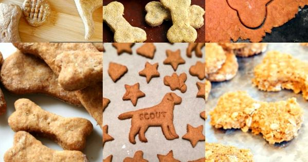 It's National Dog Biscuit Day! Check out this fun list of homemade
