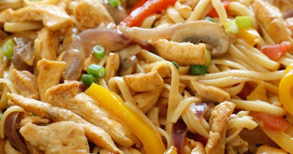 Cajun Chicken Pasta on the Lighter Side | Healthy Food and Drinks ...